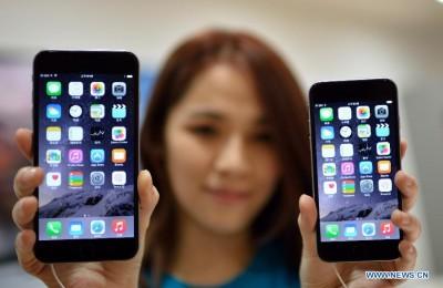 IPhone 6 Resmi Mendarat diTiongkok