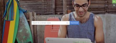 Google Luncurkan 'SOY', Ekstensi Domain Web Untuk AmerikaLatin