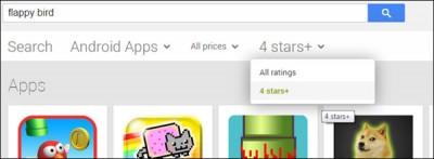 Google Play Store Kini Bisa SaringAplikasi