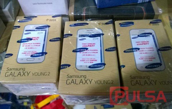Sudah Tersedia, Ini Harga Samsung Galaxy Young 2G130